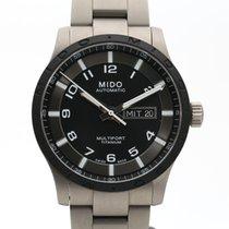 Mido Multifort M018.430.44.052.80 2018 gebraucht