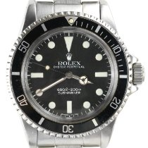 Rolex 5513 Steel 1983 Submariner (No Date) 40mm pre-owned United Kingdom, London