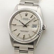 Rolex Datejust 1603 Leinen Linen 1972 gebraucht