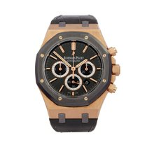 Audemars Piguet Royal Oak Chronograph 41mm Czarny