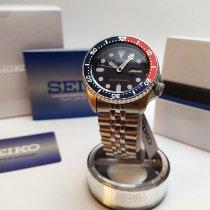 Seiko SKX009K2 Acier 2018 Prospex 42mm nouveau