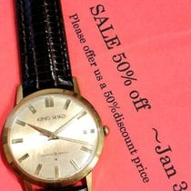Seiko Steel 36mm Manual winding 7300258 pre-owned