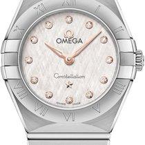Omega Constellation Quartz 131.10.25.60.52.001 nuevo