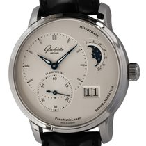 Glashütte Original PanoMaticLunar Steel 40mm Silver United States of America, Texas, Austin