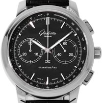 Glashütte Original Senator Chronograph XL 39-34-20-42-04 2013 occasion