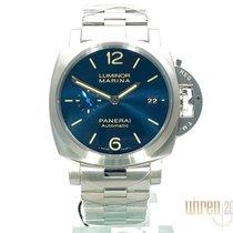 Panerai Luminor Marina Automatic neu 2019 Automatik Uhr mit Original-Box und Original-Papieren PAM01028 / PAM1028