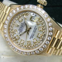 Rolex Lady-Datejust Yellow gold 26mm White No numerals United States of America, Pennsylvania, HARRISBURG