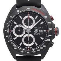 TAG Heuer Formula 1 Calibre 16 new 2019 Automatic Chronograph Watch with original box and original papers CAZ2011.FT8024