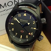Bremont Steel 43mm Automatic U-2/DLC pre-owned