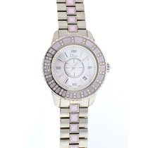 Dior Christal Steel 34mm Mother of pearl United States of America, Florida, Boca Raton