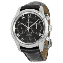 Omega De Ville Co-Axial neu 2021 Automatik Chronograph Uhr mit Original-Box und Original-Papieren 431.13.42.51.01.001
