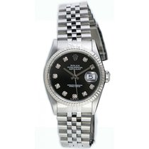 Rolex Datejust Midsize Model 68274 Stainless Steel Jubilee...