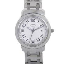 Hermès Clipper Womens Stainless Steel Quartz Watch CP1.310.220...