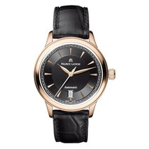 Maurice Lacroix Les Classiques Rose gold 29mm Black No numerals United States of America, New York, Greenvale