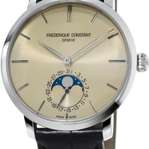 Frederique Constant Geneve Manufacture Moonphase FC-705BG4S6...