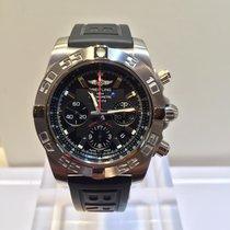 Breitling Chronomat Stål 44mm Sort