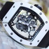 Richard Mille RM 055 Carbone Transparent Sans chiffres