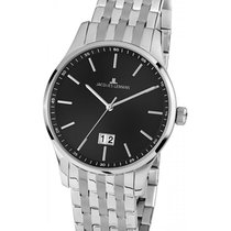 Jacques Lemans Classic London Steel 40mm Black