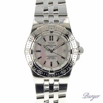 Breitling Starliner Lady MOP Dial