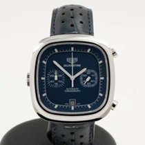 TAG Heuer Silverstone Chronograph BLUE - full set CAM2110.FC6258