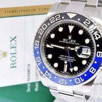Ρολεξ (Rolex) Rolex GMT-Master II Black/Blue Ceramic Steel...
