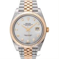 Rolex Datejust új Óra eredeti dobozzal és eredeti dokumentumokkal 126333