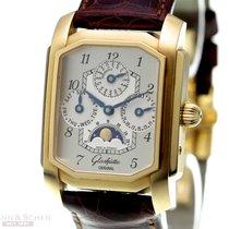 Glashütte Original Senator Karrée Rose gold 34mm Silver Arabic numerals