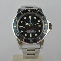 Rolex Sea-Dweller Double Red Line Mark IV