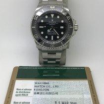 勞力士 116660 2013 Deep Sea Sea Dweller With 888 HK Guarantee Card