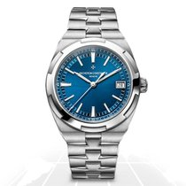 Vacheron Constantin Overseas Steel 41mm Blue