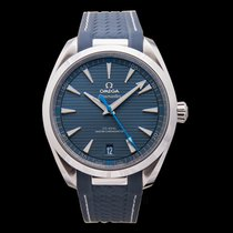 Omega Seamaster Aqua Terra new Automatic Watch with original box and original papers 220.12.41.21.03.002