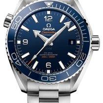 Omega Seamaster Planet Ocean nuevo 2019 Automático Reloj con estuche y documentos originales 215.30.44.21.03.001