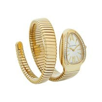 Bulgari Serpenti Yellow gold