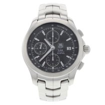 TAG Heuer Link Calibre 16 Steel United States of America, New York, New York
