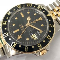 Rolex GMT-Master Bimetal with Black Nipple Dial, Ref: 1675 (1978)