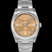 Rolex Oyster Perpetual 36 Steel 36mm White United States of America, California, San Mateo