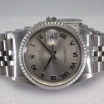 Rolex 16220 Oyster Perpetual Datejust Stainless Steel Automati...