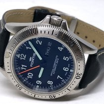 Fortis Official Cosmonauts Day Date  Automatic - Full Set
