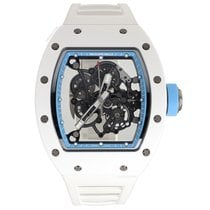 Richard Mille RM 055 Ceramic RM 055 49.9mm pre-owned United States of America, New York, NYC