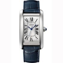 Cartier Tank Américaine new Automatic Watch with original box and original papers WSTA0018