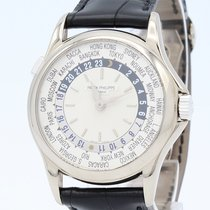 Patek Philippe World Time 5110 G White Gold