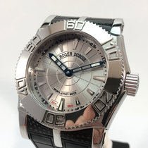 Roger Dubuis Steel 46mm Automatic Se46149 pre-owned