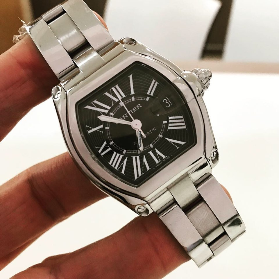7815abfa42b Cartier Roadster Large Automatic Impecável for ฿104