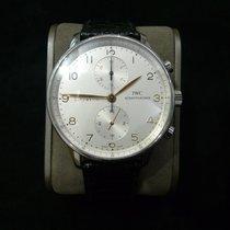 IWC Portuguese Chronograph Steel