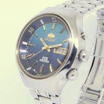 Orient Sea King Diver deep bezel