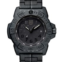 Luminox Carbon 45mm Quartz XS.3502.BO LUMINOX SEA SERIES Navy Seal Nero 45mm new