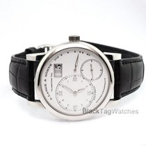 A. Lange & Söhne Lange 1 Platinum 38.5mm White United States of America, Florida, Aventura