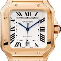 Cartier Santos (submodel) WGSA0007 2018 new