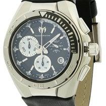 Technomarine Cruise Leather Chronograph Mens Watch