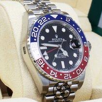 Rolex 126710 BLRO Steel GMT-Master II 40mm new United States of America, Florida, Boca Raton